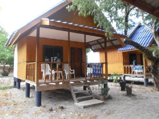 Lanta Sunny House: Her bodde jeg