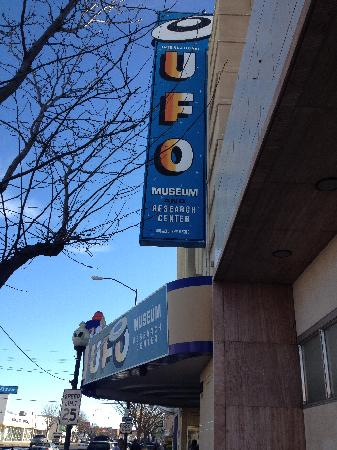 International UFO Museum and Research Center: UFO International Museum