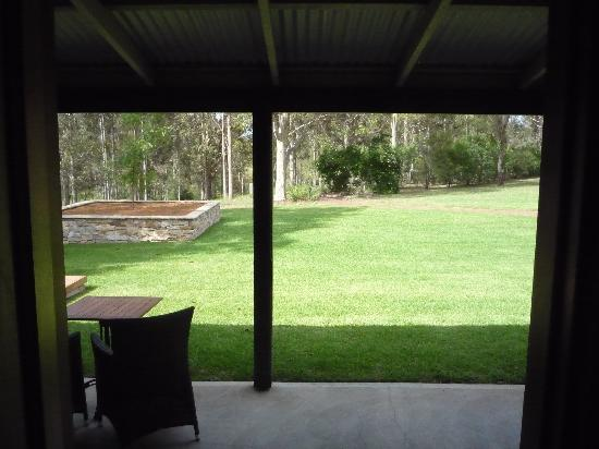 Spicers Vineyards Estate: Rear of ground floor room