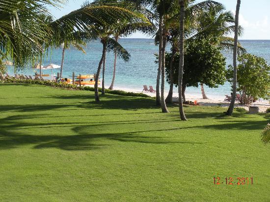 Tortuga Bay Hotel Puntacana Resort & Club: Ocean front villa balcony