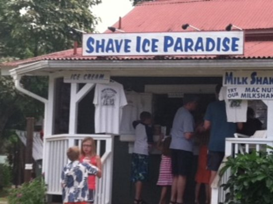 Shave Ice Paradise: Shave Ice