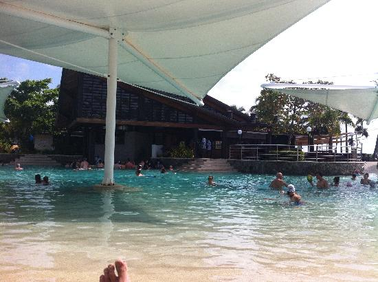 Radisson Blu Resort Fiji Denarau Island: Family pool area