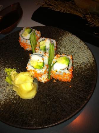 Aqua Roma, Aqua Tokyo & Aqua Spirit: sushi at aqua