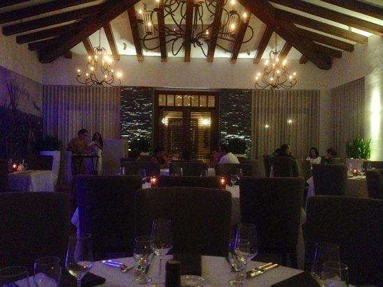 Zafra Restaurant : The Restaurant