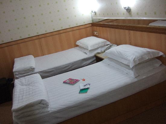 HK Star World Guest House: your room. Enjoy.