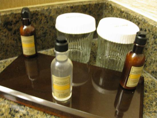 Hanover Marriott: Bathroom amenities