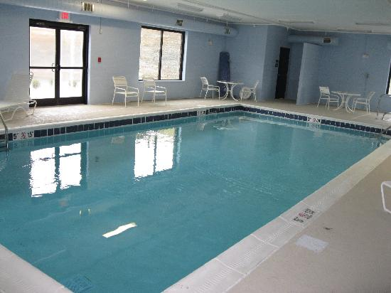 Best Western Plus Louisa: Our Heated Indoor Pool