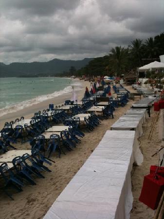 Al's Resort: ガラディナー