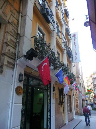 Hotel Residence Istanbul : exterior