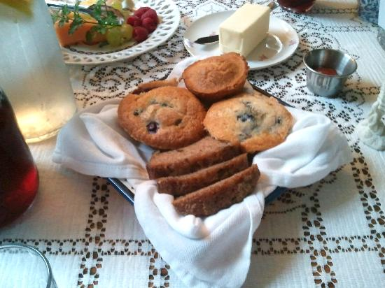 ‪‪Cape Lookout Bed n Breakfast‬: Home Baked goodies Cape Lookoutbnb‬