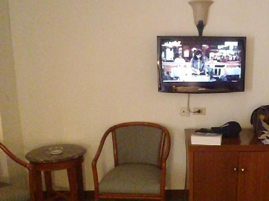 هانسا جيه بي هوتل: flatsscreen TV superior room