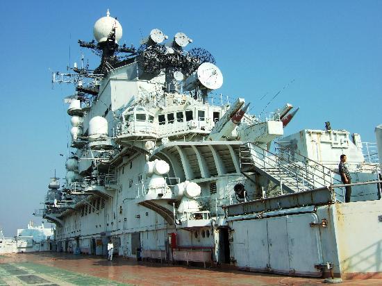 Minsk World: uppermost deck