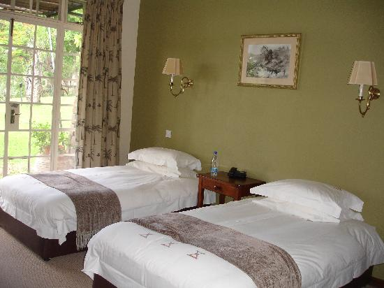 Ilala Lodge: one of the bedrooms
