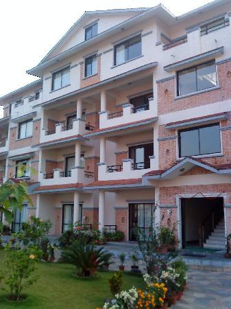 เมาท์ ไกลาศ รีสอร์ท: 2nd  wing  of  mt Kailash  resort