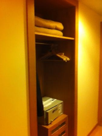 Tryp Valencia Almussafes Hotel: 室内2