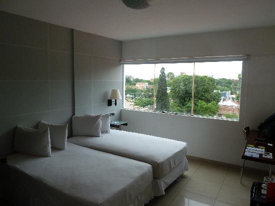 Hotel LP Santa Cruz Centro : STANDARD HIGH FLOOR ROOM