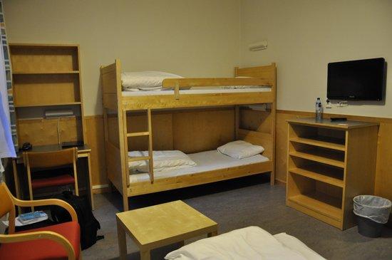 Perminalen Hotel: Habitacion 206