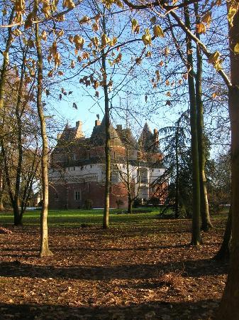 Chateau Fort de Rambures: Rambures en automne