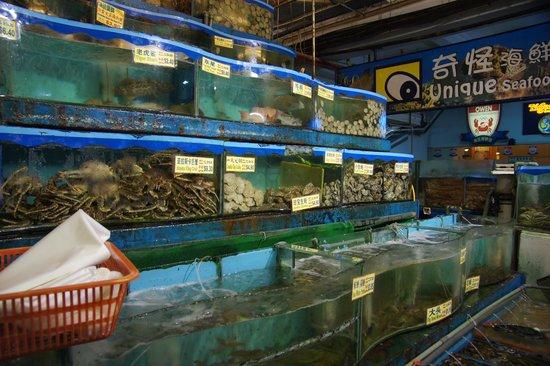 Ah Yat Seafood