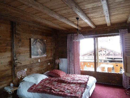 Hotel L'Equipe: chambre