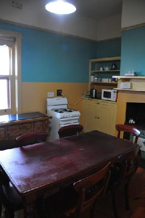 Cape du Couedic Lighthouse Keepers Heritage Accommodation: Kitchen