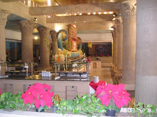 Mercure Luxor Karnak: dinning room