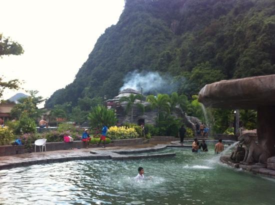 Lost World Of Tambun: The Hot Springs part