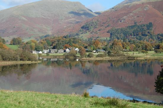 Grand at Grasmere: Gold Rill from Grasmere Lake