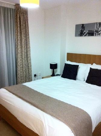 BridgeStreet at Liverpool ONE: double room
