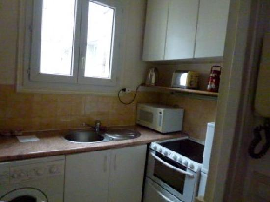 Special Apartments : Kitchen