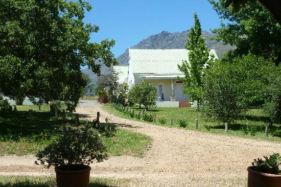 Rozendal Guest Farm: Die Gästehäuser