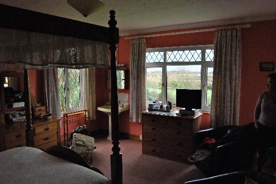 Wychwood House : Our room