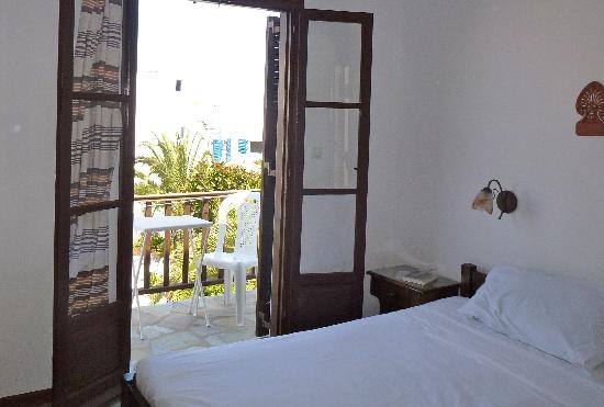 Hotel Christina: Our room