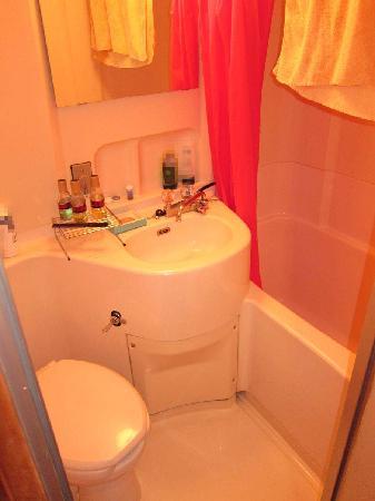 Kaigetsu: Bathroom