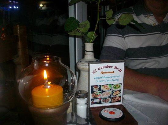 Restaurante Grill El Cenador : Gizmo