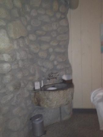 SPA Pure Altitude - Les Fermes de Marie: la cabine