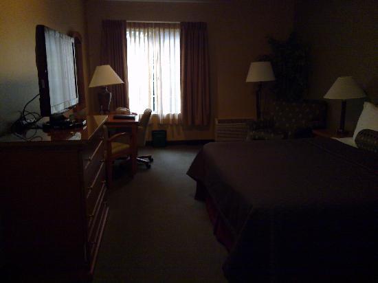 Redmond Inn: Das Zimmer