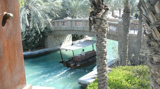 Jumeirah Dar Al Masyaf at Madinat Jumeirah: Blick von der Villa