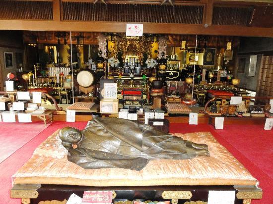 Daishiji Temple: Kobo Daishi