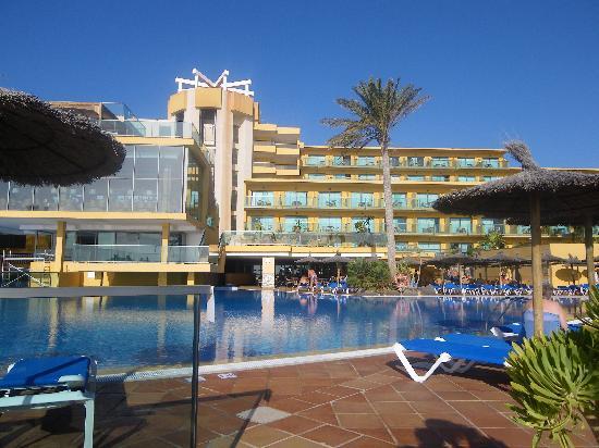 Esquinzo, Spain: hotel
