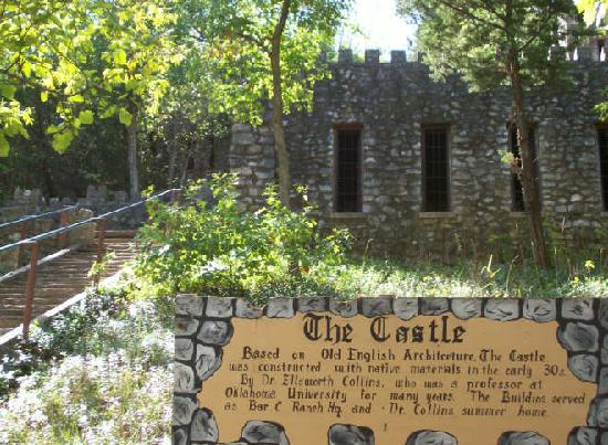 Turner Falls Park: The hike to the castle is fun and offers a great view