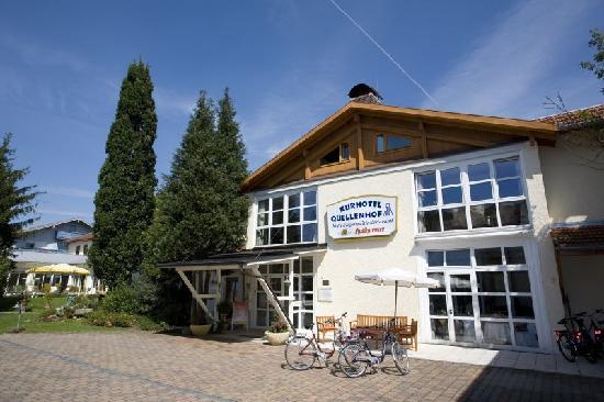 Hotel Ouellenhof Bad Birnbach