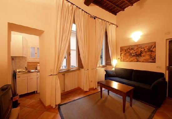 Palazzo Olivia: LIVING AREA