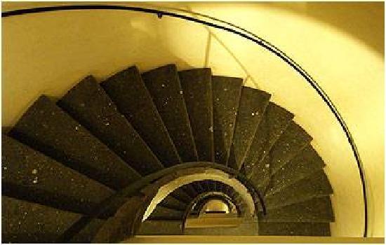Palazzo Olivia: STAIRCASE