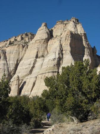 Kasha-Katuwe Tent Rocks National Monument: Tent Rocks-1