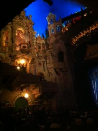 Majestic Theatre: Built in the 1920s