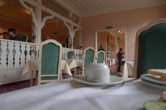 Schloss Hornberg Hotel: Salle à manger