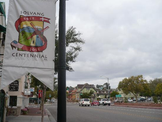 Svendsgaard's Lodge - Americas Best Value Inn: Downtown Solvang