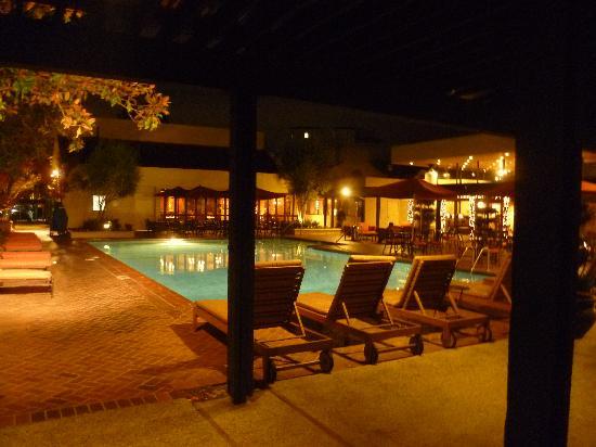 Sheraton Palo Alto Hotel: pool area
