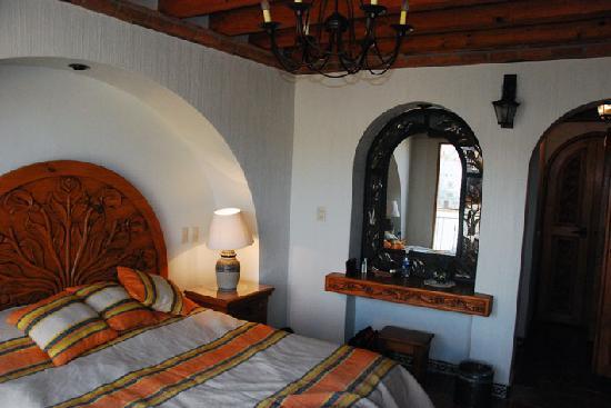 Casa Dionisio: Our room, Las alcatraz